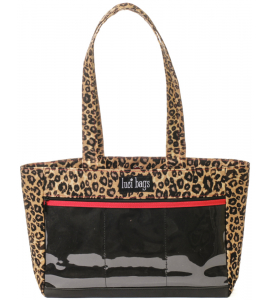 Leopard Display Purse