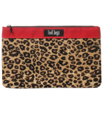 Leopard Large Accessory Bag