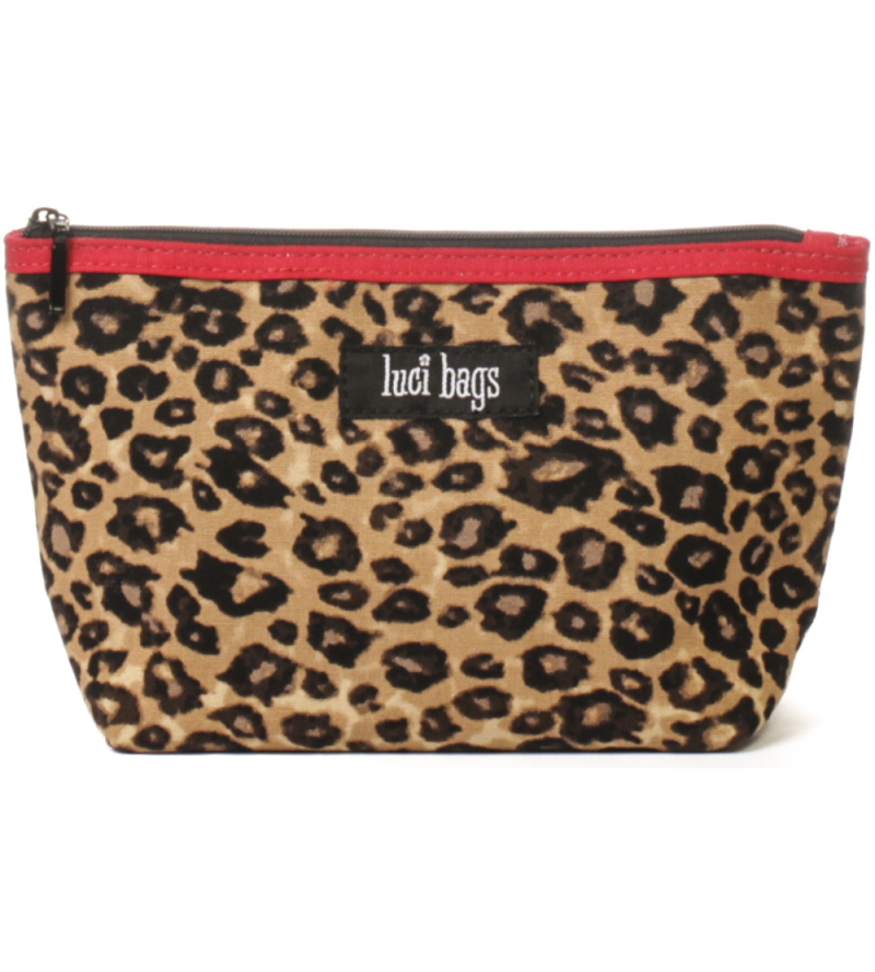 Leopard Small Pouch