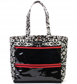 Midnight Mosaic Large Display Tote