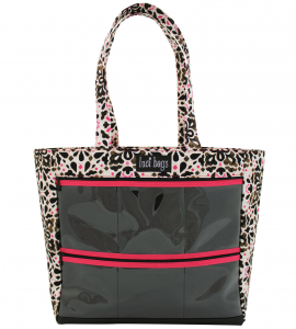 Peony Pop Large Display Tote