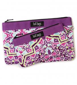 Sugar Plum Large Accessory Bag
