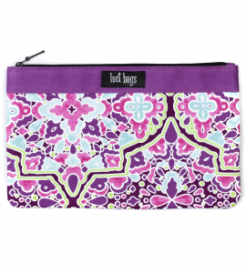 Sugar Plum Large Accessory Bag