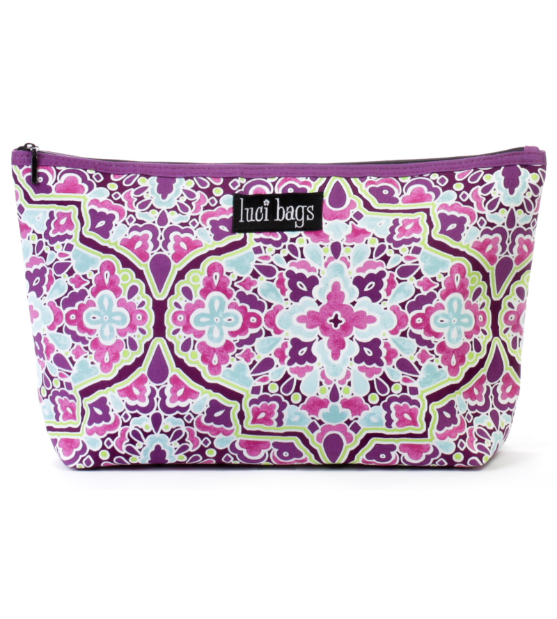 Sugar Plum Large Pouch
