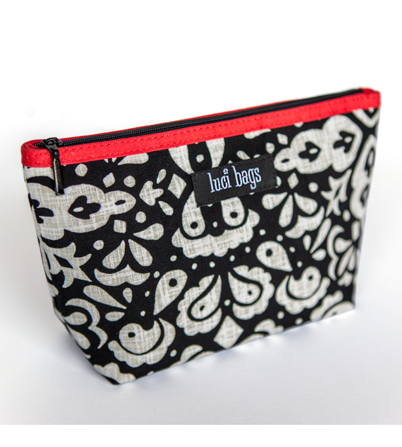 Midnight Mosaic Small Pouch