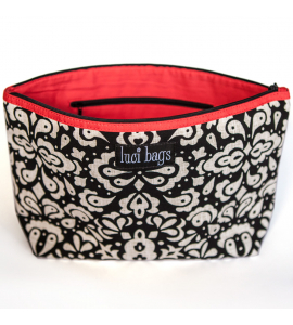 Midnight Mosaic Large Pouch